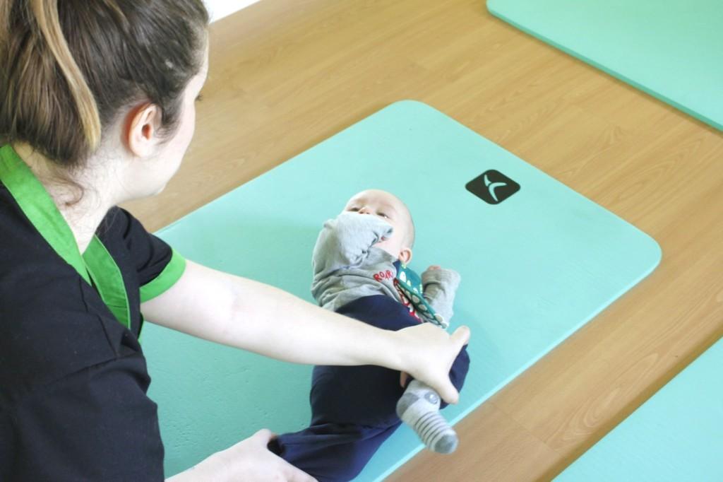 Fisioterapia pediátrica infantil